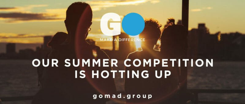 Our Summer Competition is Hotting Up