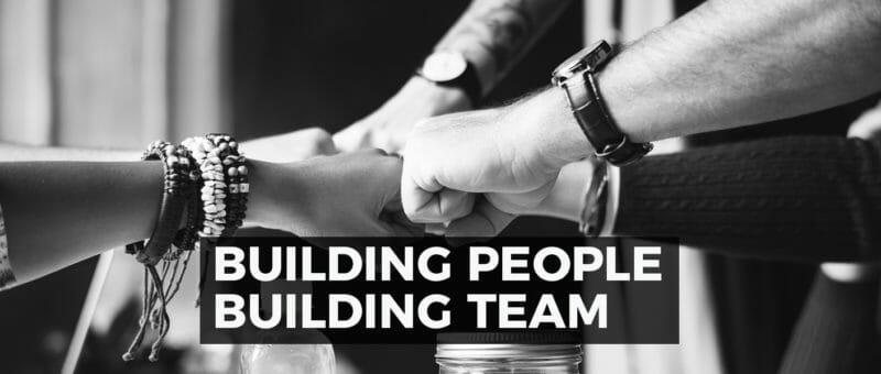 Building People, Building Team
