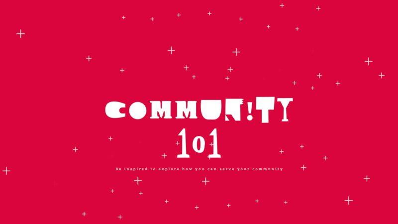 Community 101 – Amy Hawkins