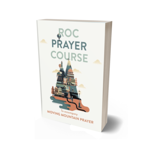 ROC Prayer Course Cover PRINT