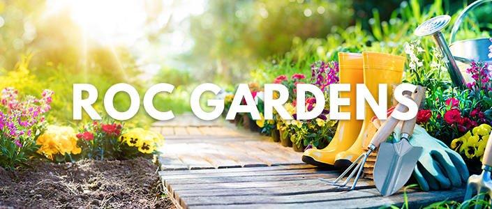 ROC Gardens is growing!