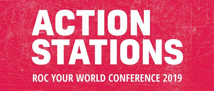ACTION STATIONS – RYW CONFERENCE 2019