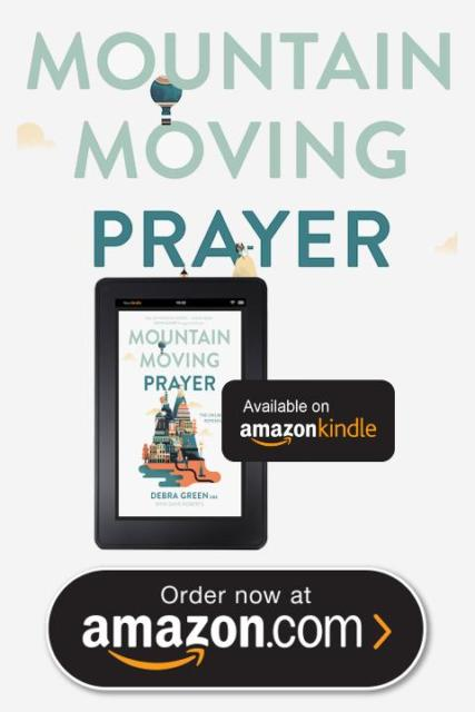 Mountain Moving Prayer Kindle Edition