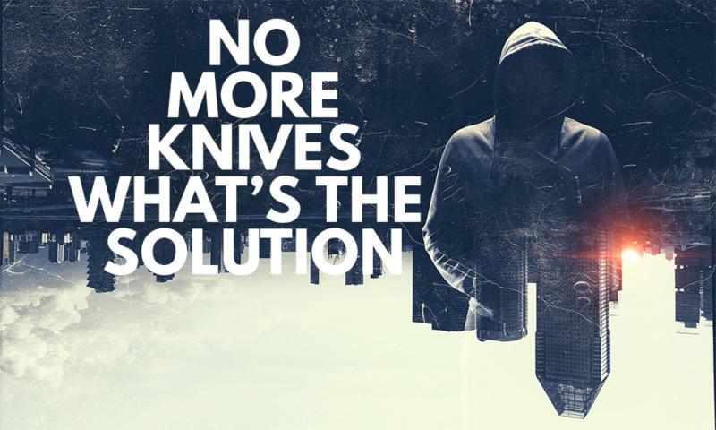 NO MORE KNIVES