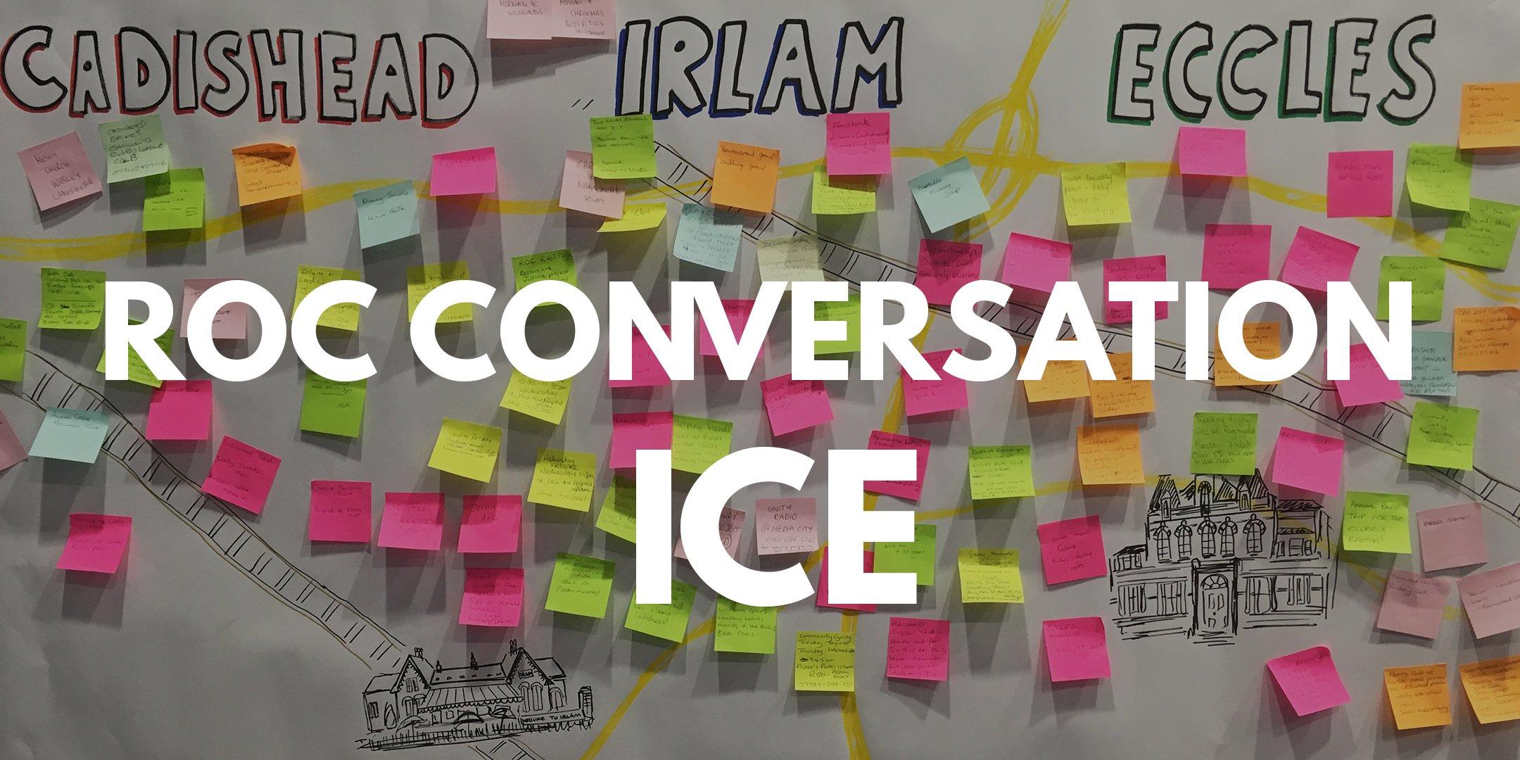 ROC CONVERSATION: ICE